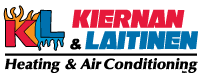 Kiernan-Laitinen Heating & Air Conditioning Logo